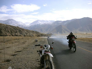 12 Days Motor Overland Tour to Tibet from Golmud/Xining